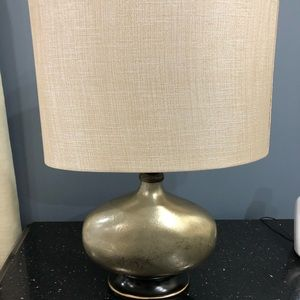 Pier 1 Lamps-Set of 2
